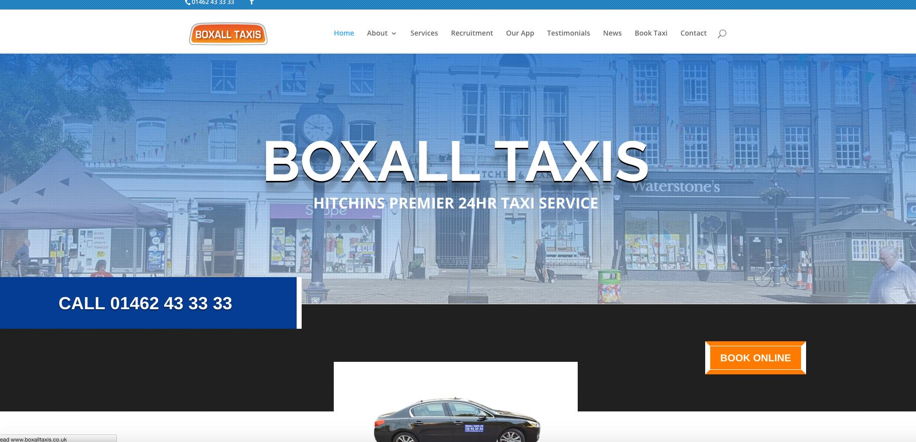 Boxall taxis